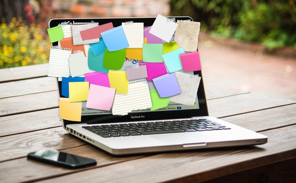 Produktivität; Laptop