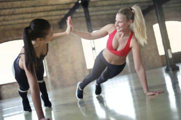 Trainingspartner; Sport; Motivation am Sport wiederfinden