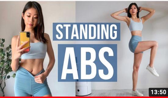 Emi Wong Workout